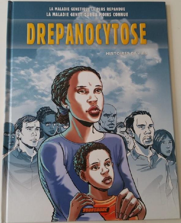 bande dessinee drepanocytose
