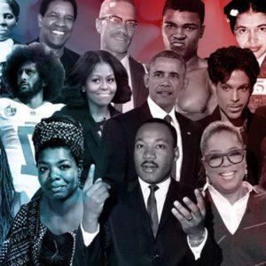 héros noirs & héroïnes noires